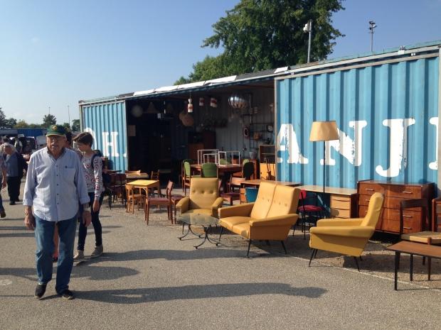 Mess Markt Harderwijk tweedehands rommelmarkt go with the vlo
