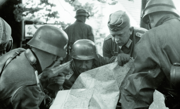 Nach Holland Gerard Groeneveld Tweede Wereldoorlog nazi go with the vlo