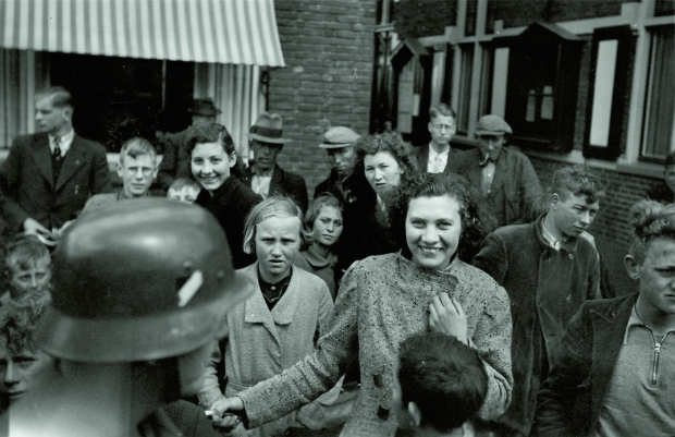 Nieuwolda Nach Holland Gerard Groeneveld Tweede Wereldoorlog go with the vlo