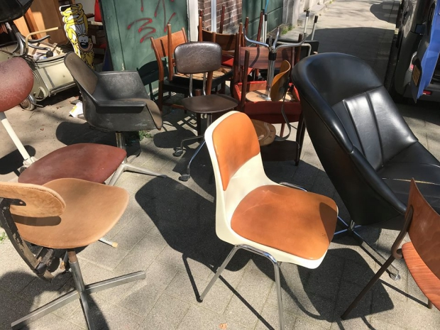 Nummer13 Rotterdam stoelen sale Rotterdam go with the vlo