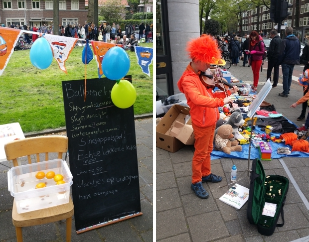 Vrijmarkt Apollolaan Beethovenstraat Amsterdam 2018 go with the vlo