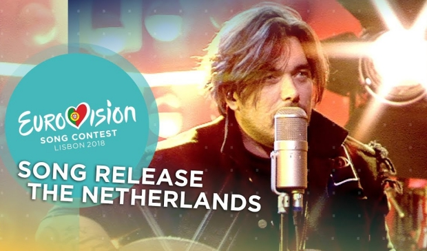 Waylon Eurovisie Songfestival 2018 go with the vlo