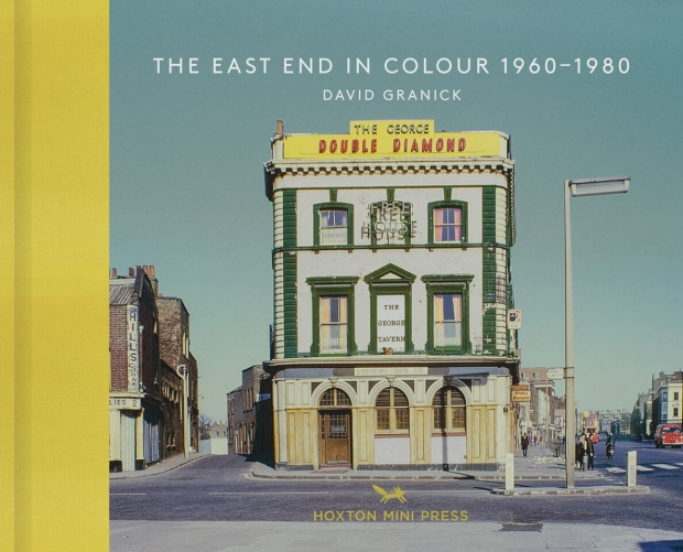 David Granick East End in Colour fotoboek go with the vlo