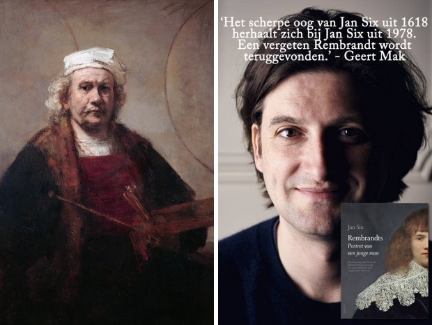 Jan Six Rembrandt Prometheus boek go with the vlo