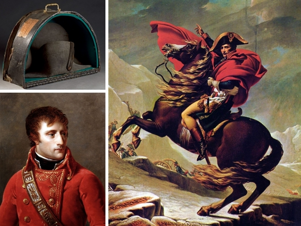 Keizer Napoleon steek veiling Lyon go with the vlo
