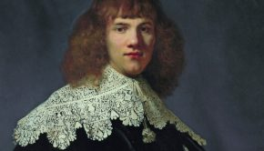 Portret jongeman Rembrandt Hermitage go with the vlo
