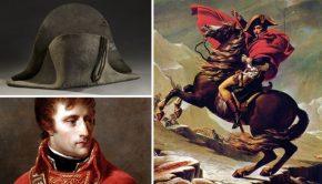 Steek van Napoleon levert 350.000 euro op