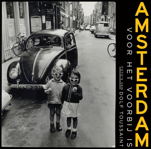 Amsterdam voor het voorbij is Dolf Toussaint omslag go with the vlo