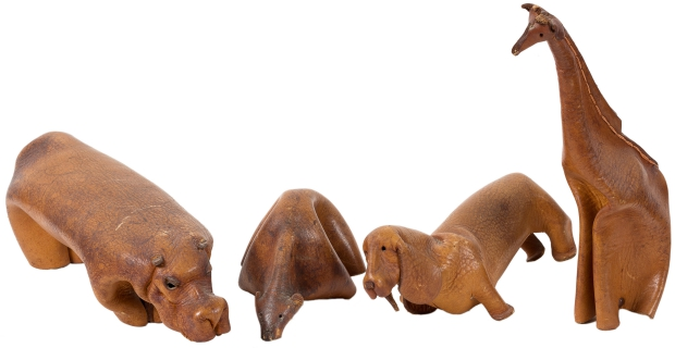 Deru dieren leer Duitsland nijlpaard verzamelen go with the vlo