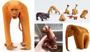 Deru leren dieren Duitsland sixties go with the vlo