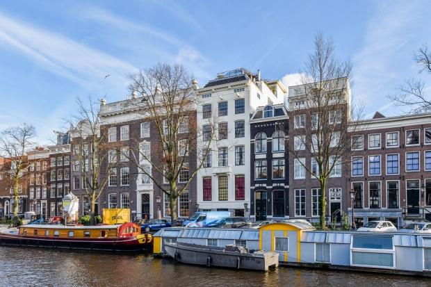 Keizersgracht Amsterdam lelijk huis go with the vlo