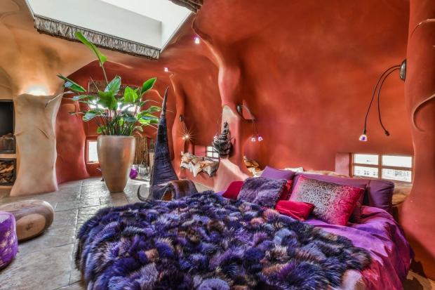Keizersgracht Amsterdam lelijk koopmanshuis slaapkamer go with the vlo