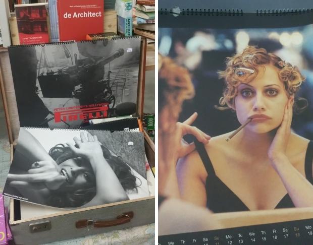 Pirelli kalender Peter Lindbergh Sophia Loren Het Goed kringloop go with the vlo