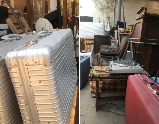 Rare and More vintage Deventer koffers uitverkoop go with the vlo