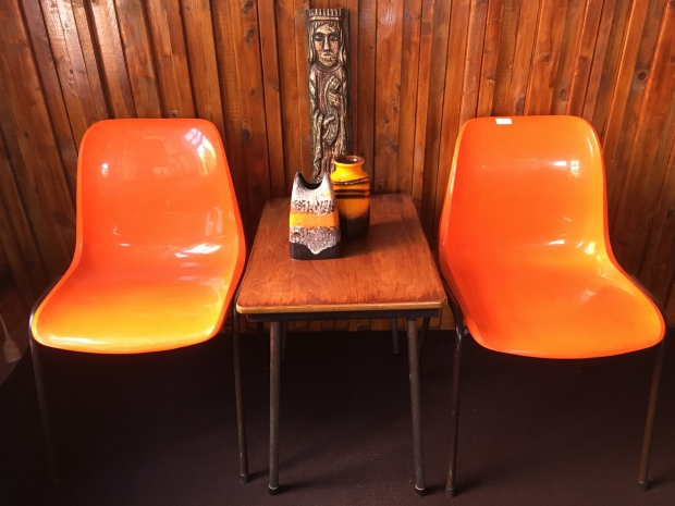 Rare and More vintage Deventer oranje uitverkoop go with the vlo