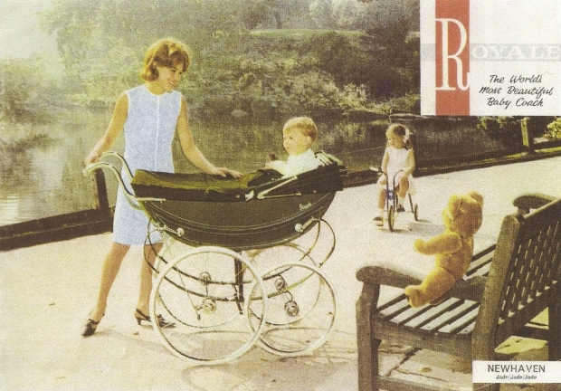 Vintage kinderwagens nostalgie go with the vlo