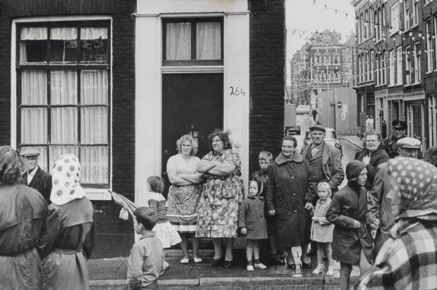Vrouwen kinderen Jordaan 1963 Dolf Toussaint go with the vlo