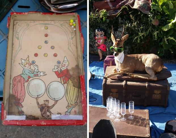 Brocante de Temploux België vintage circus vlooienmarkt go with the vlo