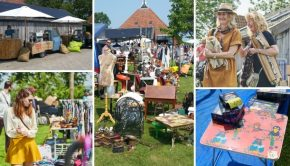 Flinke Flea Market Hemelum it Flinkeboskje kofferbakmarkt go with the vlo