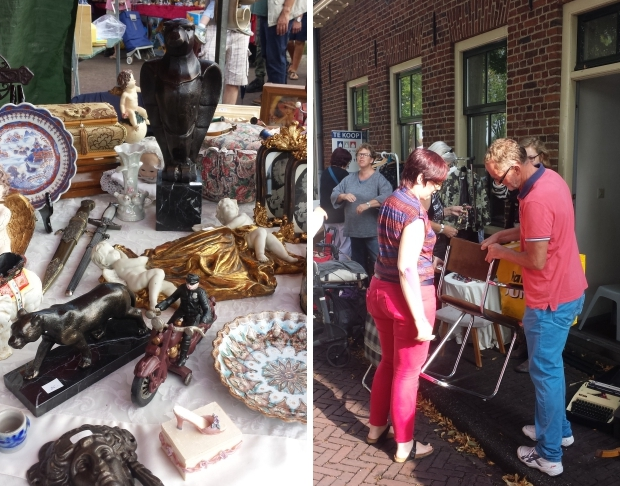 Hattem Gispen-stoel rommelmarkt go with the vlo