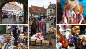 Hattem rommelmarkt Veluwe tweedehands go with the vlo 2