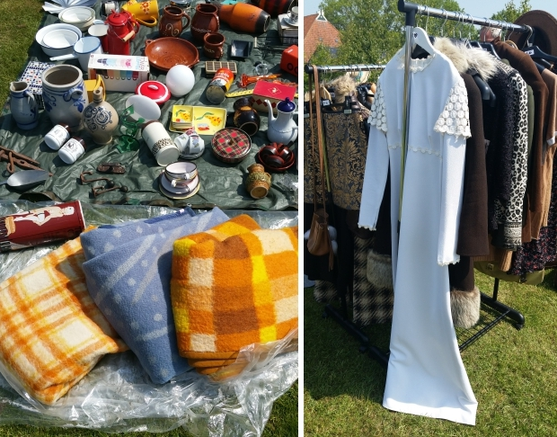 it Flinkeboskje Flinke Flea Market Hemelum tweedehands kleding go with the vlo