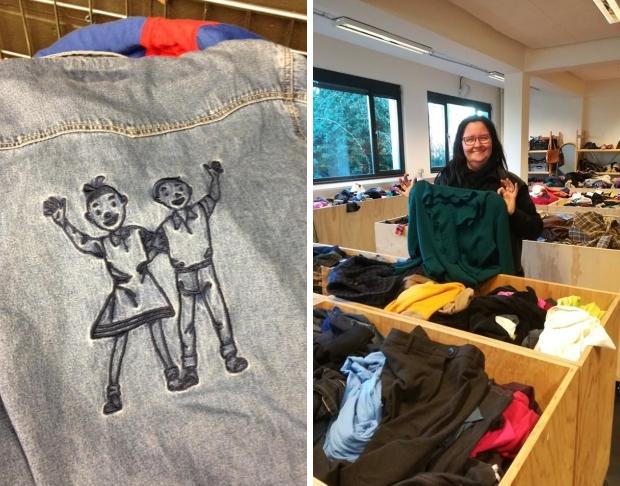 KiloMeet België kringloop kleding tweedehands go with the vlo