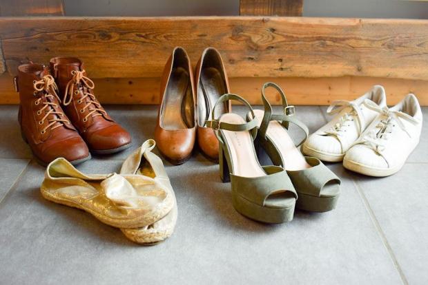 KiloMeet België kringloop tweedehands schoenen go with the vlo