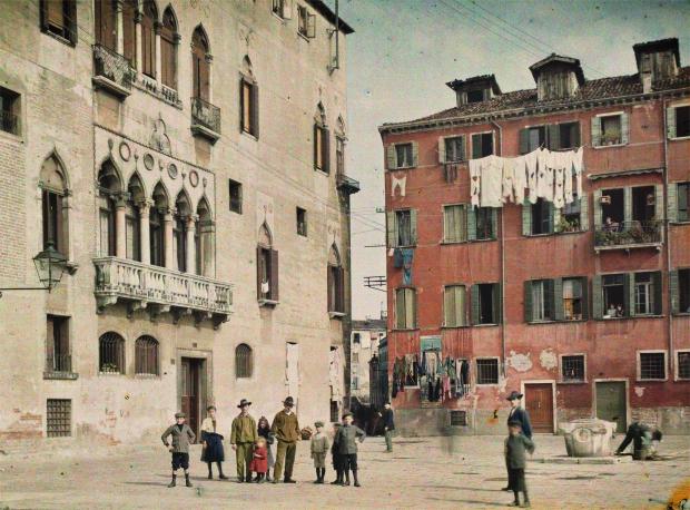 Wereld in kleur Allard Pierson Museum Venetië go with the vlo