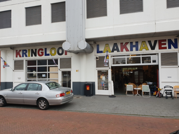 Kringloop Laakhaven Den Haag go with the vlo
