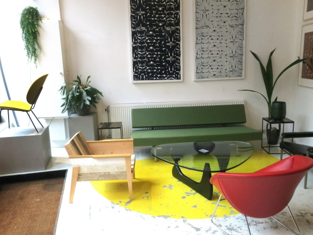 Bebop Utrecht meubels vintage Noguchi go with the vlo