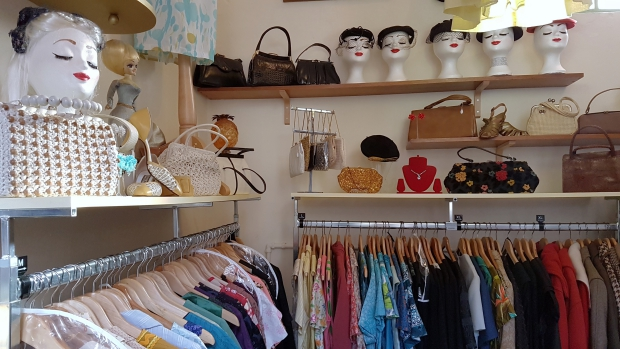 Bobby Pin Boutique vintage dameskleding tassen Rotterdam go with the vlo