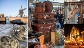 Het brocanteleven is goed in Heusden
