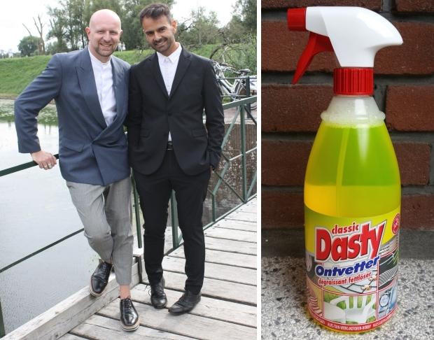 Dasty ontvetter Wibra tweedehands jasje go with the vlo