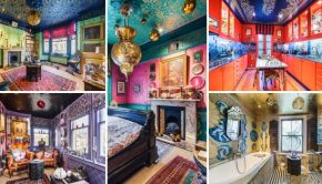 Henry Wilson Indiaas huis binnenkijker Londen go with the vlo