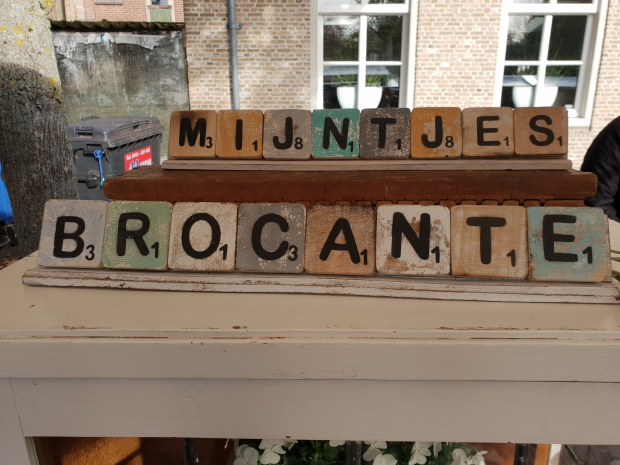 Mijntjes Brocante brocantemarkt Heusden go with the vlo