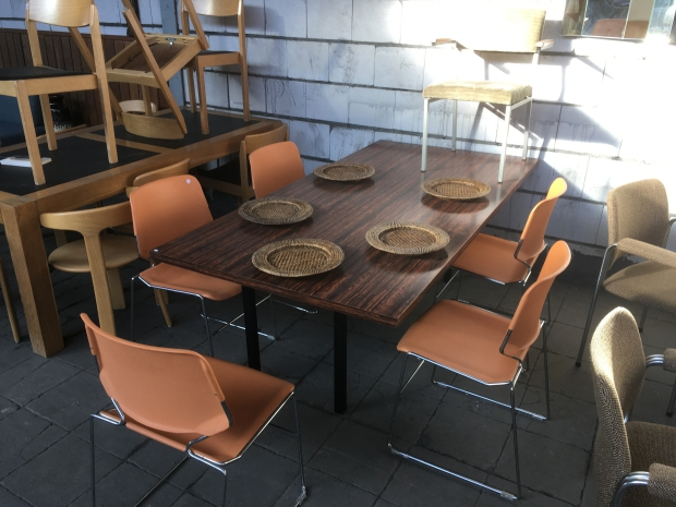 Rare and More Deventer vintage tafel go with the vlo