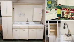 Raymond Loewy American Kitchen USA kringloop Gewoon Goed go with the vlo