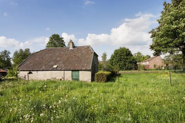 Hallenhuisboerderij Nijmegen land tijdcapsule go with the vlo