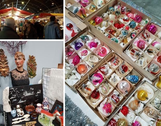 Kerst Antiekmarkt Tilburg Van Aerle go with the vlo