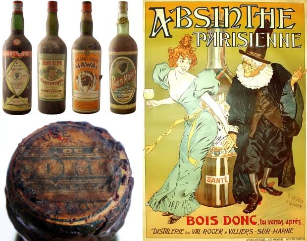 Vintage sterke drank absint oud en nieuw 2018 2019 go with the vlo