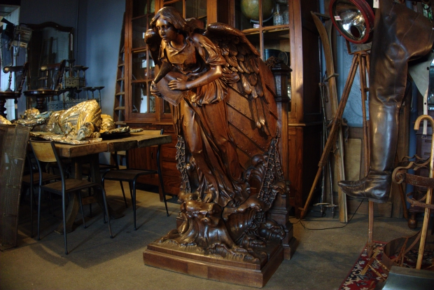 Vivre Interieur Authentique preekstoel 19e eeuw go with the vlo
