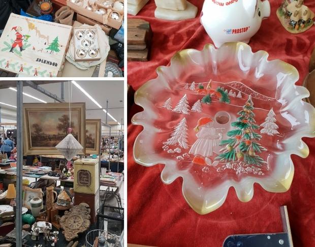 Vlooienmarkt Westervoort kerst 2018 go with the vlo