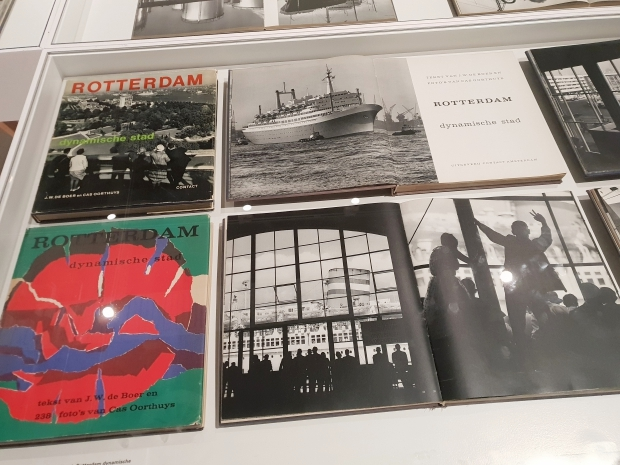 Cas Oorthuys Rotterdam Dynamische Stad Nederlands Fotomuseum go with the vlo 2
