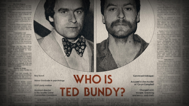 Conversations with a Killer Ted Bundy seriemoordenaar kameleon go with the vlo