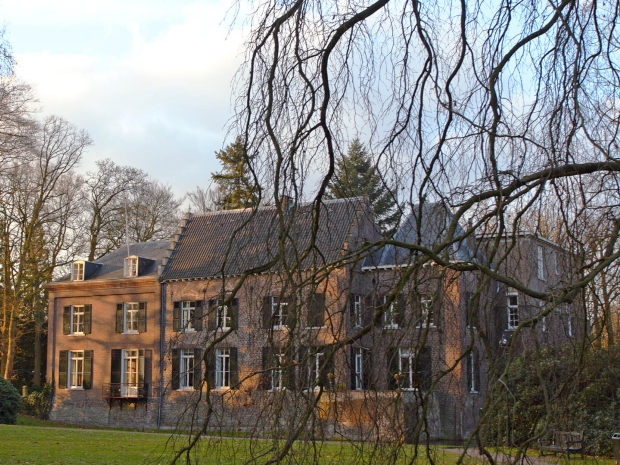 Kasteel Geldrop Brocante d'Hiver Heerenlanden Events go with the vlo