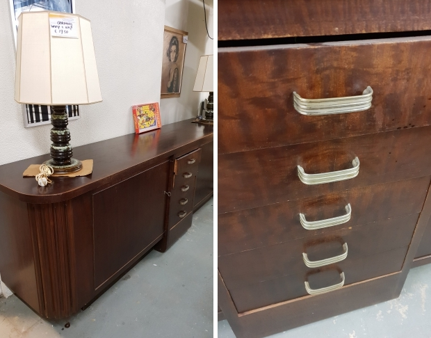 Kringloop Gewoon Goed Schiedam art deco dressoir go with the vlo 2