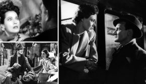 Oude films Brief Encounter The Lady Vanishes The Lodger go with the vlo