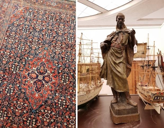 Vendu Rotterdam algemene veiling oosterse tapijten beelden go with the vlo