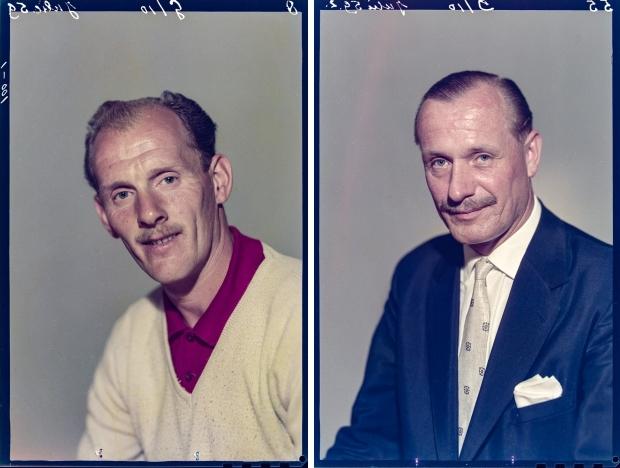 Ernst Lalleman archief kleurnegatieven Den Haag speurtocht go with the vlo